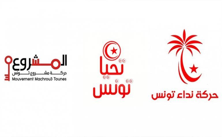 حركة نداء تونس المشروع وتحيا تونس: التحالف الانتخابي المستحيل
