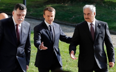 جريدة المغرب   ليبيا:  هل تستغلّ فرنسا انشغال ايطاليا بأزماتها الداخلية وتنفرد بالملف الليبي؟