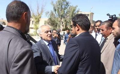 جريدة المغرب   ليبيا:  البعثة الأممية والجهود الحثيثة لتقريب وجهات النظر داخليا