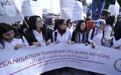 جريدة المغرب   على خلفية دخول الأطباء الشبان في سلسلة جديدة من الاحتجاجات:  المديرة العامة للصحة : جزئيات لا تستحق التصعيد الذي لا يخدم مصلحة أي طرف