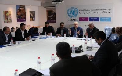 جريدة المغرب   ليبيا:  البعثة الأممية تقرّ بوجود انتهاكات في حقّ المهاجرين وإشادة بمخرجات حوار تونس