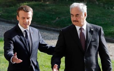 جريدة المغرب   ليبيا:  تأمين الحدود ومحاربة الإرهاب والهجرة محور زيارة حفتر إلى باريس